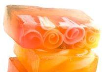 Soap soap I love soap - melt and pour / Melt and pour soap inspiration and ideas