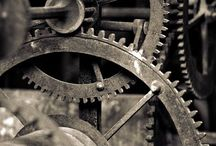 Cogs/mechanism references