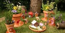 My Fairy Garden / Have a look at all the wonderful Fairy Gardens created using our Craftbox Fairy garden set - https://www.interplayuk.com/my-fairy-garden