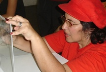 Oficina COSEM PR / Oficina Processo Criativo Contemporâneo na Mostra COSEM Paranavaí PR 2006