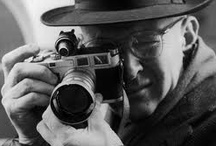 Henri Cartier-Bresson  / A person who inspired me.