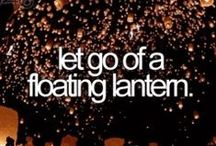 Bucket List / I refuse to die until I have done everything here!