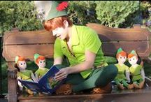 Peter Pan / First crush I ever had <3