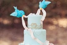 Wedding Cake Inspiration / Some fantastic and interesting designs to inspire you for your own amazing wedding cake!