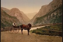 Gamle Norge (the old norway) / Old photos from Norway