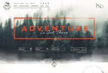 // web / This is just a collection of some special web designs or grids. A few of them are in all harmonious, the other pages include nice elements or inspiring ideas.