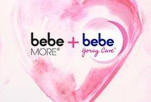 bebe® Geschichte / Entdecke jetzt die spannende Geschichte von bebe Young Care®.