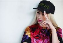 Iggy Azalea / Great flows, Lyrics and Swag. Want to Replicate this style lol. Loving this New Australian Rapper/Artist. Cant wait to see more from her.