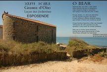 Lugar de Pedrinhas - Esposende - Portugal - EUROPE / Pedrinhas é um lugar à beira mar, situado entre Ofir e Apúlia,concelho de Esposende e Distrito de Braga, com uma paisagem natural marítima atlântica e temperatura característica do litoral norte de Portugal. O seu nome até ao  LUGAR DAS PEDRINHAS fim do século XIX era Gramadoiro, só no séc. XX é que se começou a chamar Lugar-das-Pedrinhas.  É o Lugar onde se encontram as casasbarco mais antigas do mundo ocidental. http://pt.wikipedia.org/wiki/Lugar_das_Pedrinhas