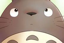 Totoro & friends