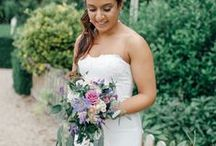 Bouquets / Beautiful and elegant wedding bouquets for the modern bride. Are you going for green, pink, lavender or white?