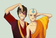 Avatar / Avatar the last airbender and the legend of Korra