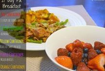 21 Day Fix / 21 Day Fix recipes and meal ideas!