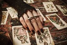 Tarot / Originally a parlour game, the tarot has an uncanny way of showing us the direction we need to take.
