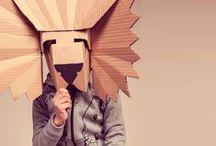 DIY :: Paper and Cardboard