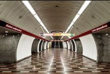 Budapest / The Budapest metro, photos of all lines and stations