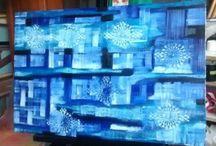cor e pintura minhas / Estudos de Pintura