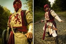 LARP-Character: Garion