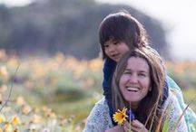 Family Portrait Photography / beautiful candid portraits of children and their families on the Coromandel Peninsula