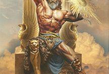Greek Gods / Greek gods and goddesses