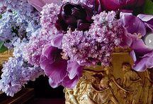 Цветы. Организовать / by OGY ##