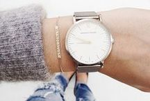 Accessories - Watches, necklaces, rings, earrings / http://style-advisor.com  - Personalized style advice