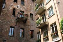 Дом. Балконы / by OGY ##