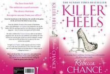 Killer Heels / An ambitious ingenue, a lethally successful fashion editor, an exquisitely elegant French fashionista battle for the ultimate job in magazines as a sexy, dominant silver fox plays them off against each other... or does he?