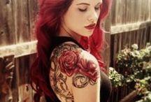 Tattoos / I dont fix the texts btw