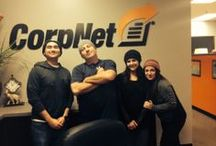 The CorpNet Team / We love our team at CorpNet!
