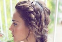 Gorgeous hair! / Be inspired by beautiful hair! #hair #hairstyles #how #to / by Bake Play Smile - Food Blog