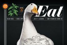 Food covers / food magazine covers