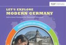 Teaching about Germany: Elementary/Middle School Level / Links to online resources for teaching about Germany in elementary and middle school social studies classes.