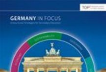 Teaching about Germany: High School/Middle School Level / Links to online resources for teaching about Germany in high school and middle school social studies classes.  / by Transatlantic Outreach Program