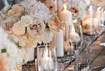Wedding decorations   Dekoracje ślubne / Po więcej wyjątkowych inspiracji zapraszamy na: www.dream-design.pl