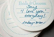 t r a d i t i o n s / Wedding traditions that I think are pretty stinking cute.