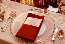 Wedding table | Stół weselny / Więcej wyjątkowych inspiracji znajdziesz na: www.dream-design.pl