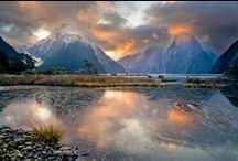 Beauty of Fjordland NZ