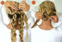 HAIR STYLES / COIFFURE