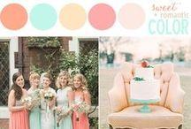 Pastel Love   Pastelowy ślub / Więcej wyjątkowych inspiracji znajdziesz na: www.dream-design.pl