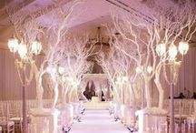 Winter Dream | Zimowy ślub / Więcej wyjątkowych inspiracji znajdziesz na: www.dream-design.pl
