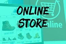 Online Store / Skip the parking lots, long lines, bad employees, traffic and all the hassles with shopping at stores today. Everything here can be delivered to your home or email. Fast, lower price and on time. This board may contain affiliate links, if you click through an image and make a purchase, we may receive a compensation.