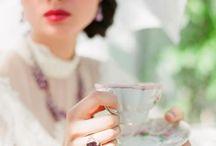 A Vintage Tea Party
