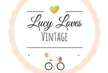 Lucy Loves Vintage Blog