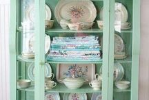 Vintage Antiques Booth Ideas