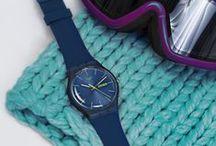 #HappyWinter / ¡Que el frío no te detenga! Ponele onda al invierno con estos relojes.