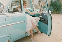 Vintage Retro Wedding