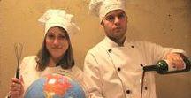 Gastronomia Criativa / Aprenda a fazer receitas deliciosas e criativas de várias partes do mundo. Nesta seção, criamos menus completos, com entrada, prato principal e sobremesa.