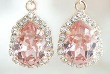 Vintage Pinks and Pearls