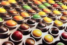 Chocolate that Rocks / The list of my favorite chocolatiers is short and sweet, and always open to new additions. / by Marly Miller